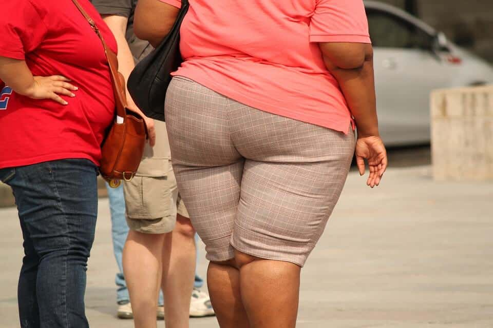 Excessive weight can cause different health risks to people