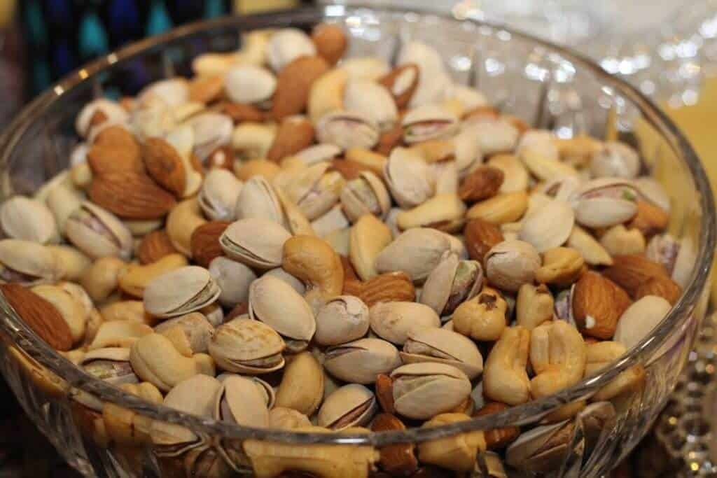 Nuts have beneficial nutrients vital for weight loss and health