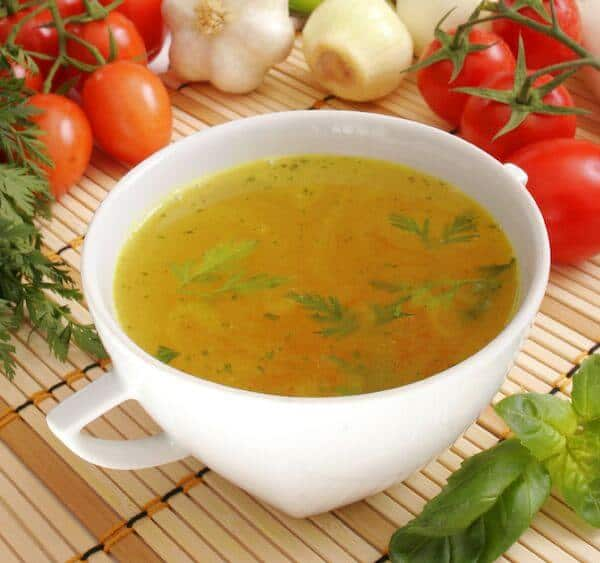 tips on how to make healthy and clear liquid diet