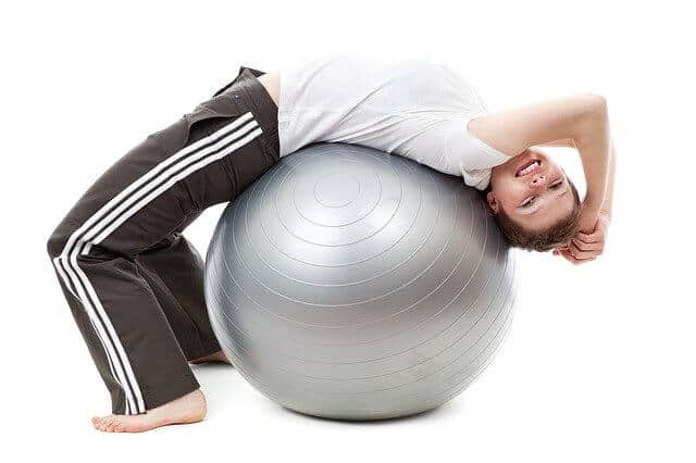 Stomach Exercise Ball